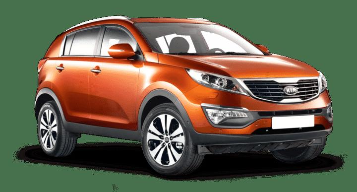 Grupa SUV  –  Opel  Mokka,  Kia  Sportage,  Fiat  Freemont Wypożyczalnia samochodów Carmas