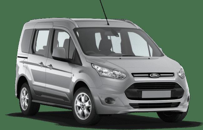 Grupa VAN – Opel Zafira, Ford Tourneo, Connect Peugeot Partner Wypożyczalnia samochodów Carmas