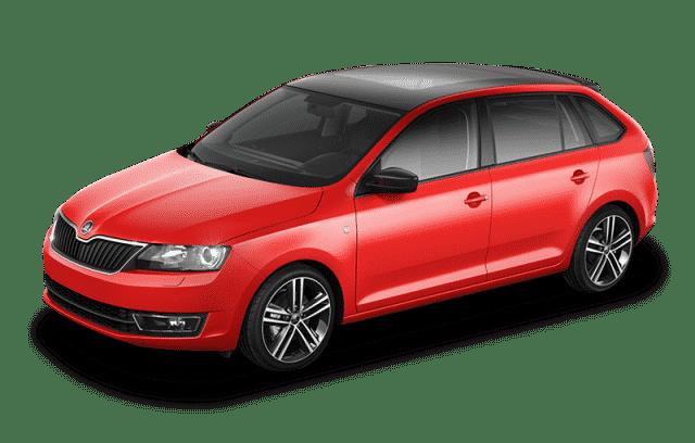Grupa B+ – Skoda Fabia Combi Wypożyczalnia samochodów Carmas
