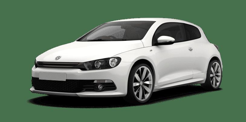 Grupa F – Mercedes A180, VW Scirocco Wypożyczalnia samochodów Carmas